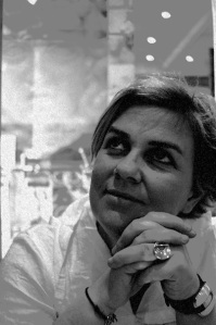 Sonia portrait noir et blanc