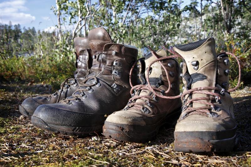 Hiking Boots timeout