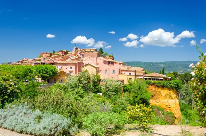 Roussillon Frankreich