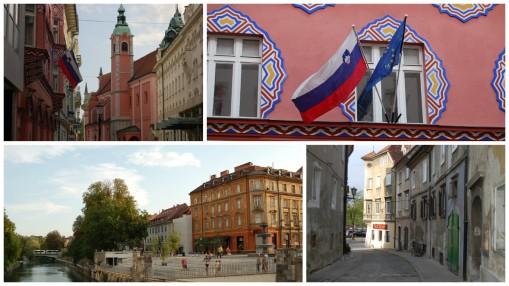 Ljubljana montage