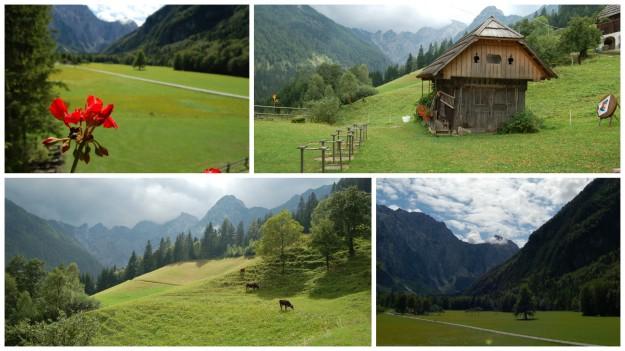 Logarska Dolina montage